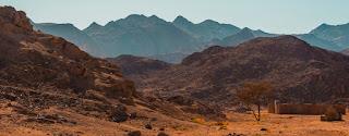 Hurghada Desert Sunset Safari