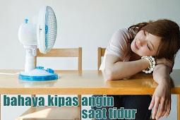 Inilah 7 Bahaya Tidur Menggunakan Kipas Angin yang Mesti Kamu Ketahui