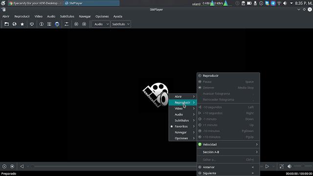 تحميل برنامج مشغل فيديو SMPlayer تشغيل فيديو و تشغيل صوتيات - موقع حملها