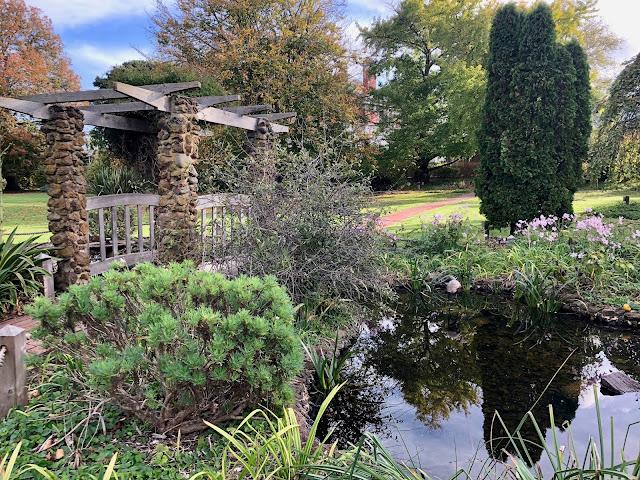 Coolart Homestead, Somers gardens