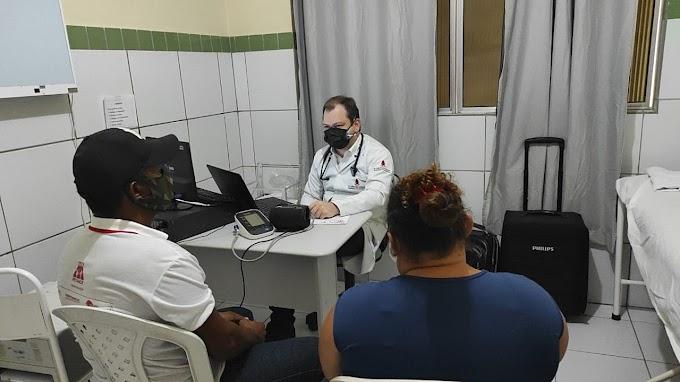 Prefeitura de Cariré contrata cardiologista para atender a população e a fila de espera para área da Cardiologia está zerada!