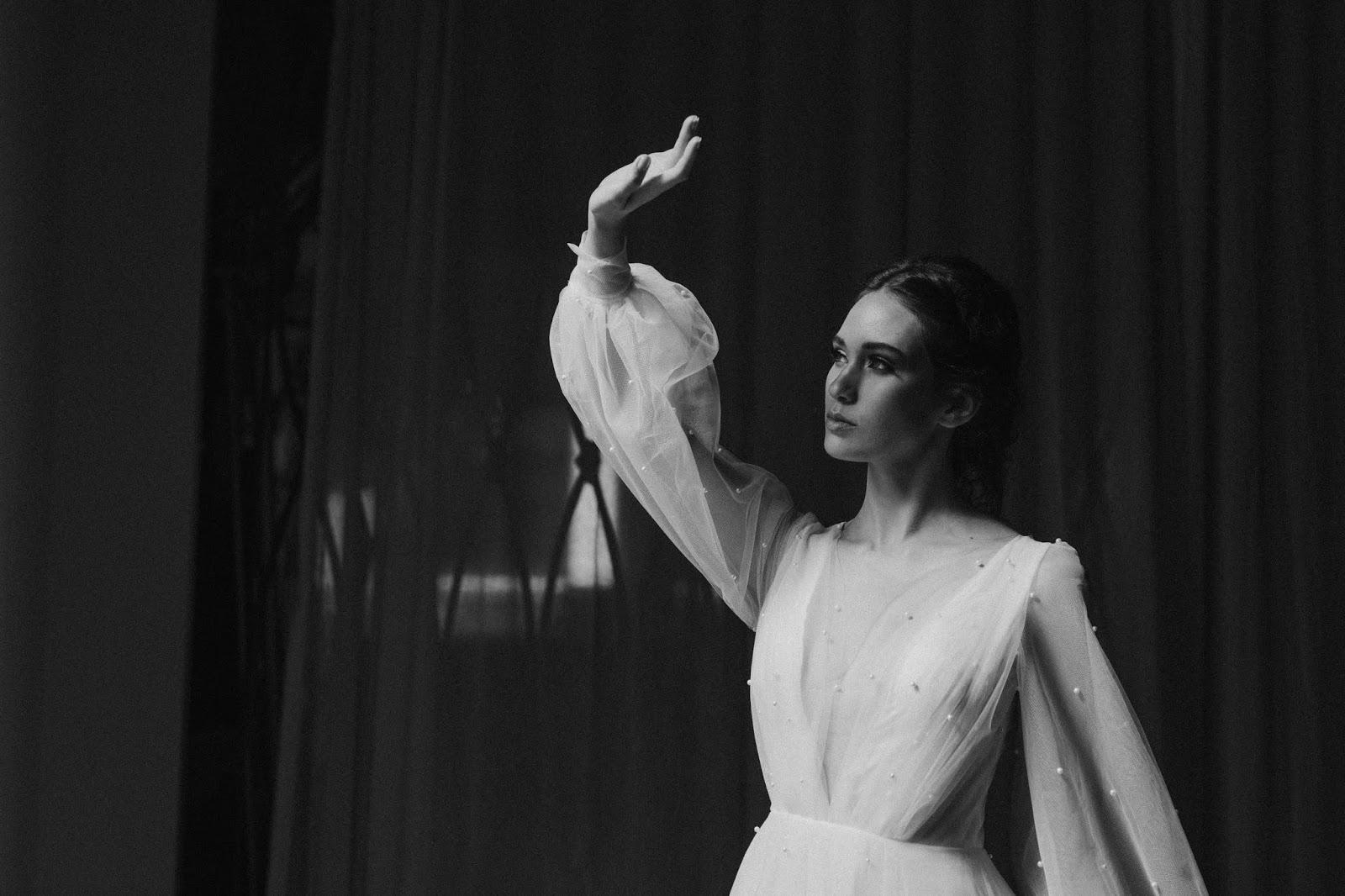 BRIDAL: NASREEN JAWAD | ROMANTIC WEDDING GOWN DESIGNER ADELAIDE SA