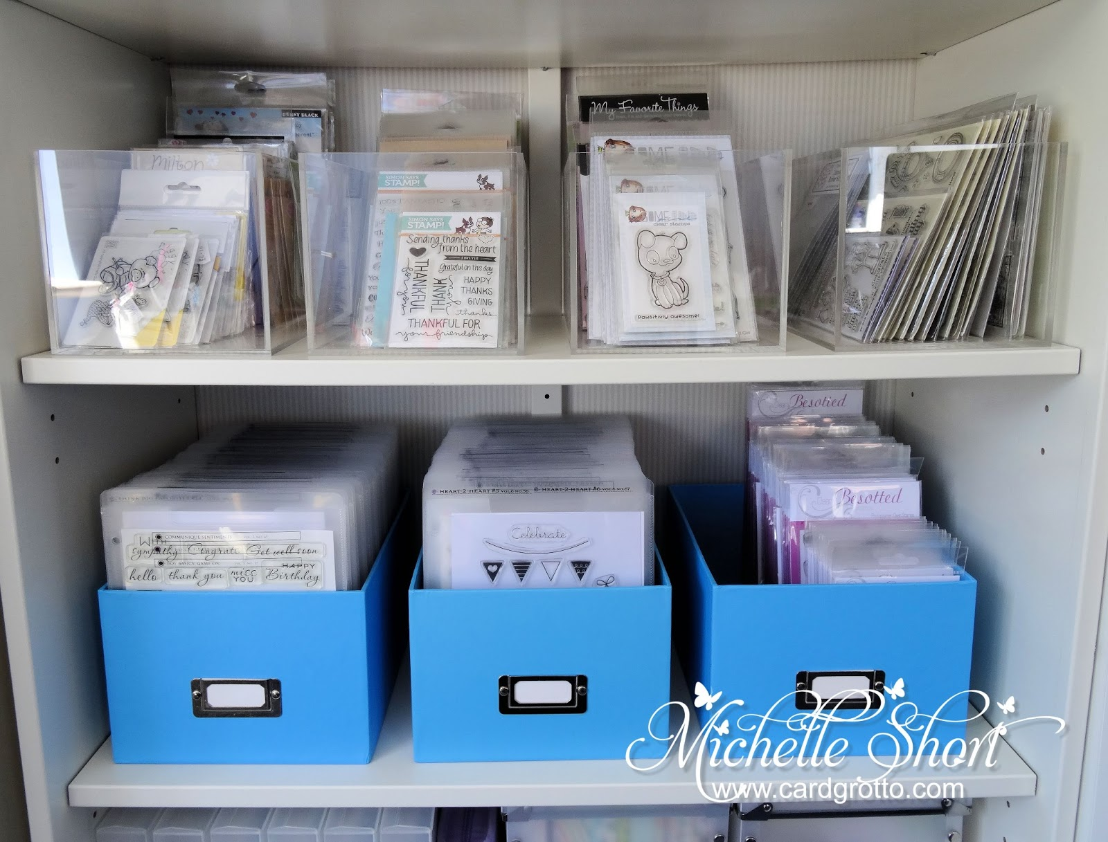 Merveilleux Storage Sunday   Rubber And Clear Stamps