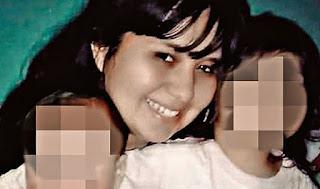 Mariana Mastrángelo tenía 23 años, era profesora de Química y fue asesinada en su casa de La Matanza delante de sus hijos de 1 y 3 años.