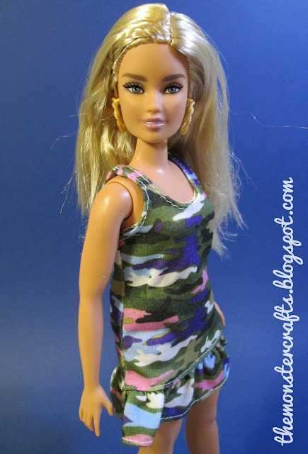 Barbie Fashionista Curvy 94 review