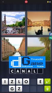 4 Immagini 1 Parola livello 234