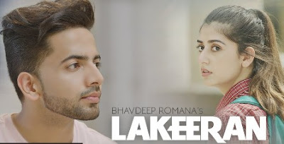 Lakeeran Lyrics - Bhavdeep Romana