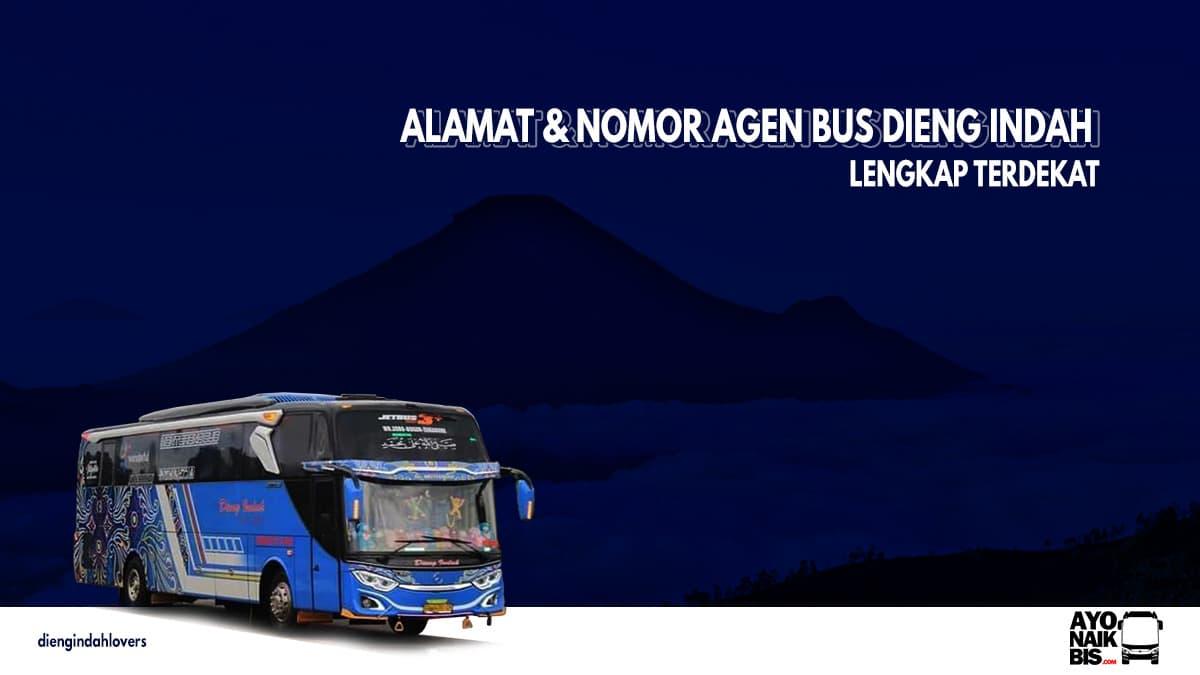 Agen Bus Dieng Indah