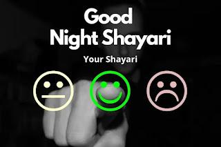 Best Good Night Shayari In Hindi With (Image)
