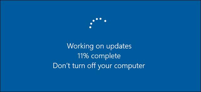 update your Windows 10