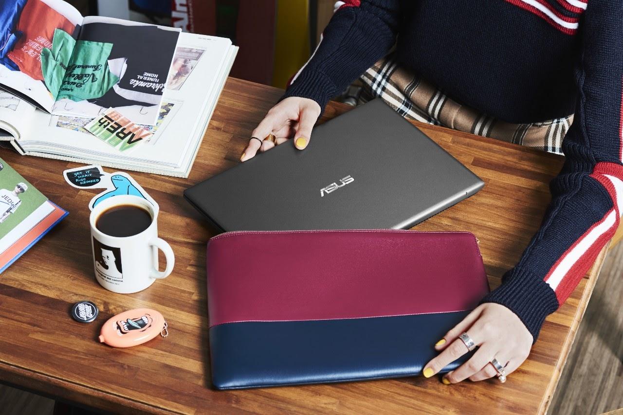 Asus VivoBook Ultra A412 Menyandang Gelar World Smallest Colorfull, asus vivobook A412, asus terbaru 2019, spesifikasi laptop asus A412