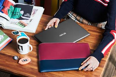 ASUS VivoBook Ultra A412, Ultrabook 14 inci Paling Berwarna dan Paling Kecil di Dunia