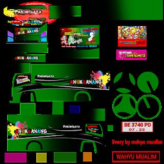 Download Livery Truck Anak Lanang