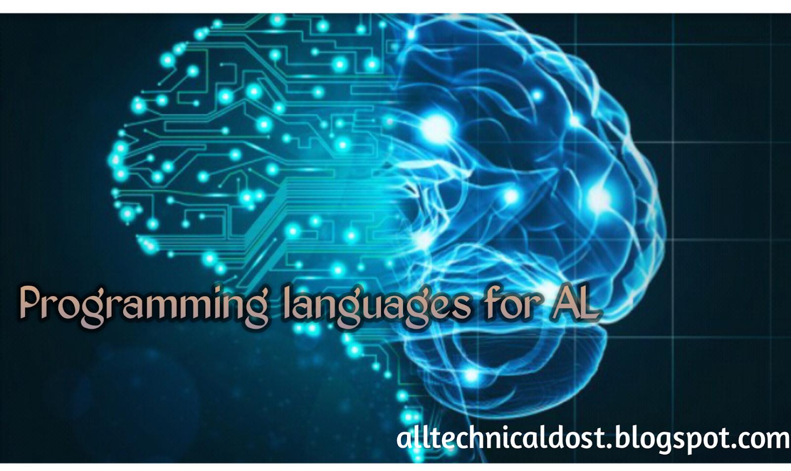 "Programming-Langueges-for-Al ""Paython"""