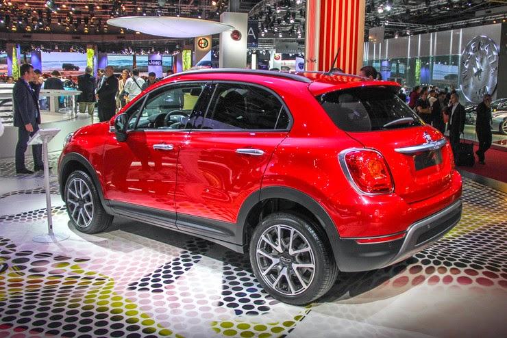 Fiat 500X отзывы владельцев