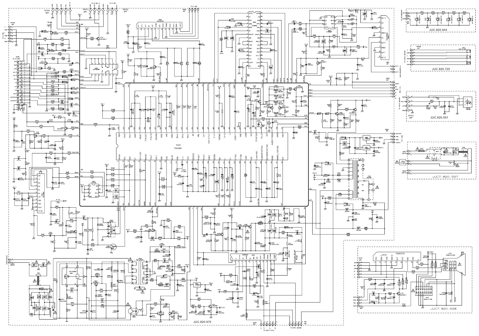 hight resolution of tv circuit board diagram pdf electrical wiring diagramled tv diagram pdf wiring diagram loadsamsung led tv