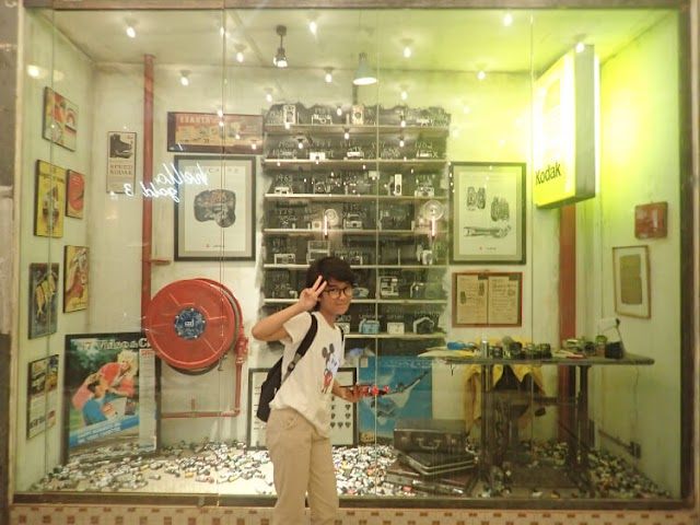 Menyimpan Memori di Gold3 Boutique Hotel, Bukit Bintang