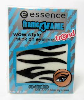 essence stick on eyeliner – wow style…