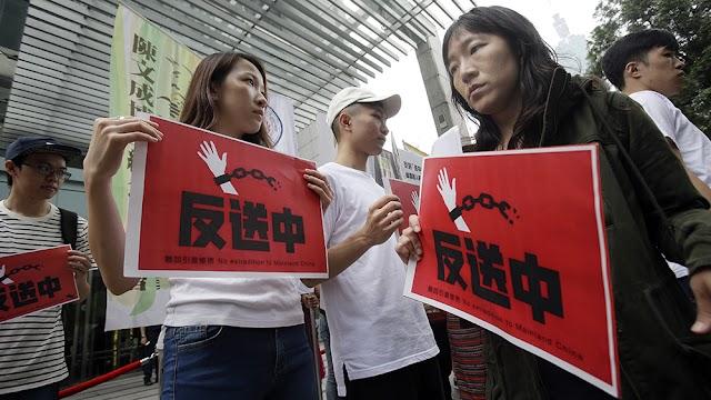 G20 समिट से पहले हांग कांग में प्रदर्शन, चीन पर दबाव की गुहार