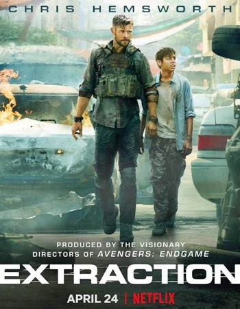Extraction (2020) Full Movie Download in Dual Audio Hindi+English