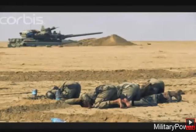 Perbandingan Kekuatan Militer Iran dan Saudi
