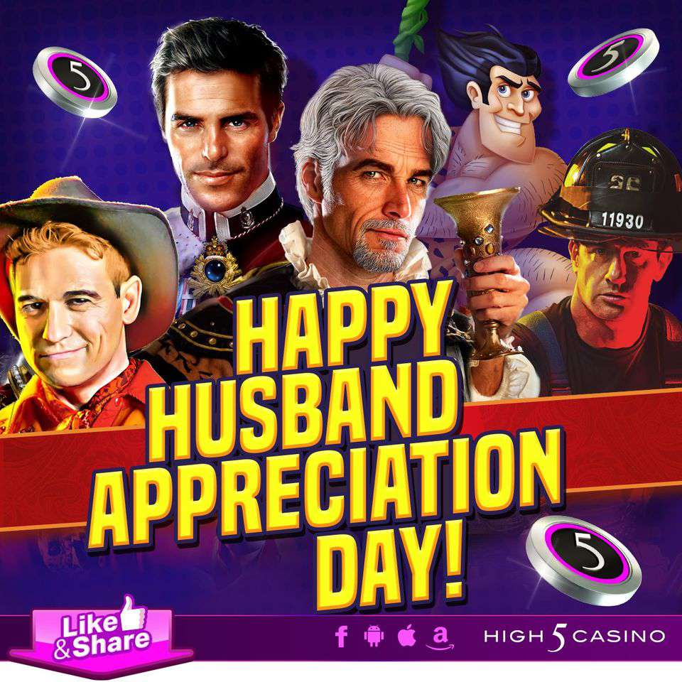 Husband Appreciation Day Wishes for Whatsapp