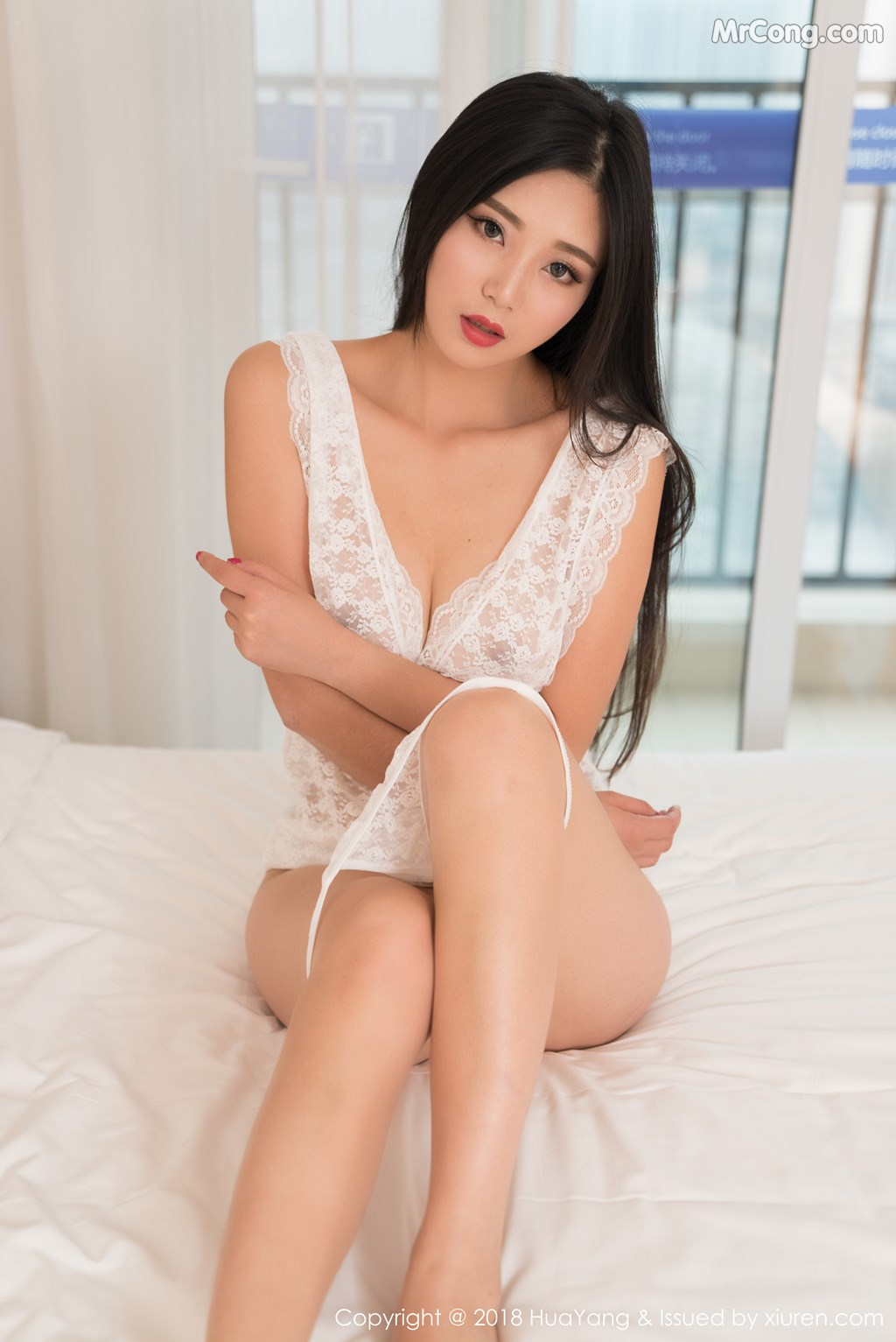 Image HuaYang-2018-02-28-Vol.033-KiKi-MrCong.com-023 in post HuaYang 2018-02-28 Vol.033: Người mẫu 宋-KiKi (42 ảnh)