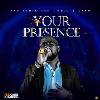 [MUSIC] PST CALEB B RABSON -Your presence