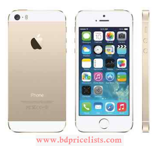 Apple Apple iPhone 5S Gold Full Specifications And Price In Bangladesh