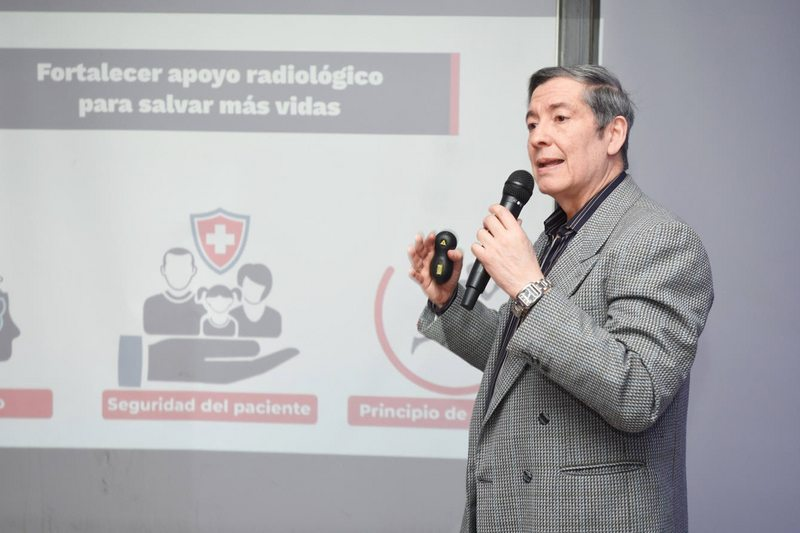 Investigador venezolano creó inteligencia artificial que detecta riesgo de neumonía