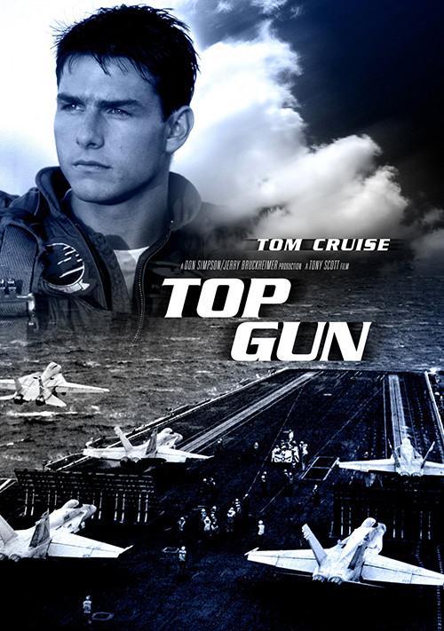 Top Gun ท็อปกัน ฟ้าเหนือฟ้า [HD][พากย์ไทย]