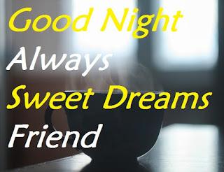 good night friends sweet dreams wallpaper