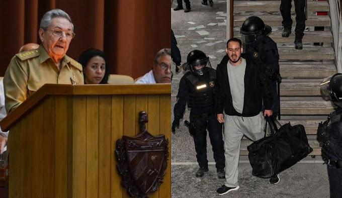Raúl Castro rechaza el encarcelamiento del rapero español Pablo Hasél