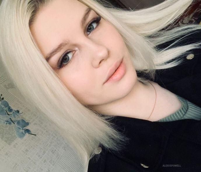 AlexisPowell Model GlamourCams
