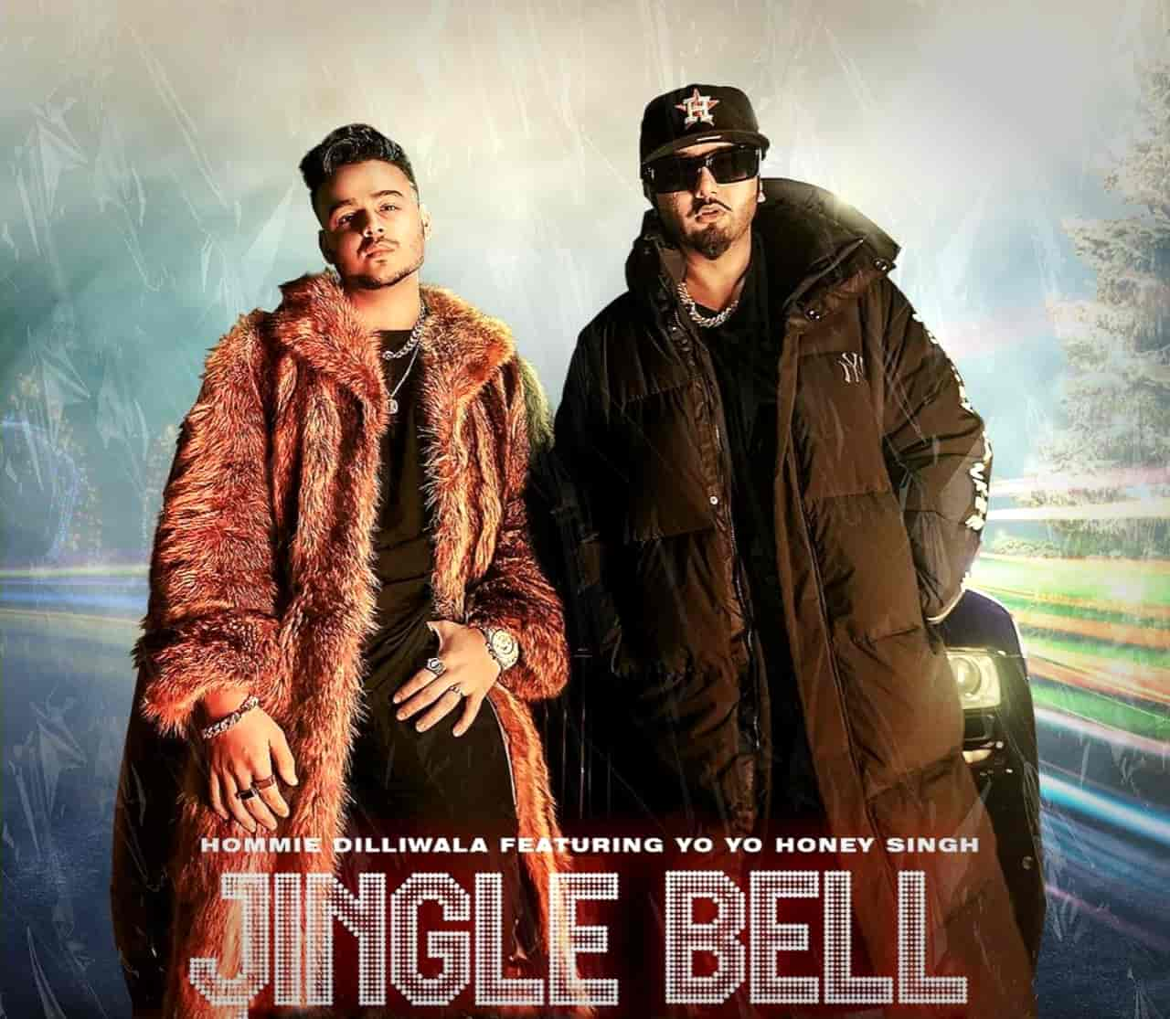 Jingle Bell Song Image Features Yo Yo Honey Singh and Hommie Dilliwala