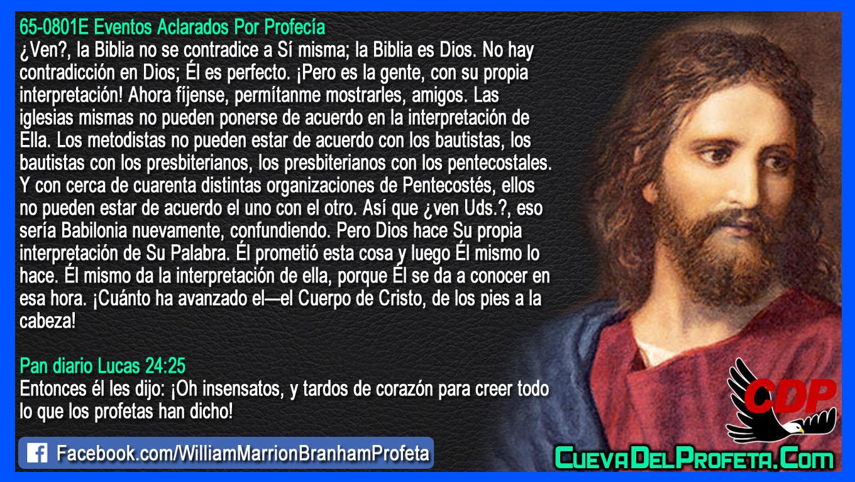 Babilonia nuevamente confundiendo - William Branham en Español