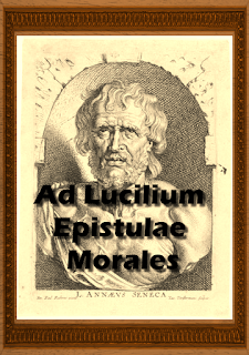 Ad Lucilium Epistulae Morales of Seneca (3 Volumes)