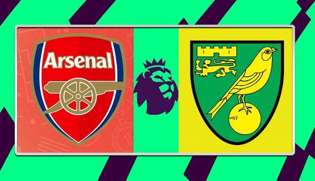 موعد مباراة أرسنال اليوم ضد نوريتش سيتي والقنوات الناقلة لحساب منافسات الأسبوع 32 من مسابقة الدوري الإنجليزي الممتاز 2019-2020