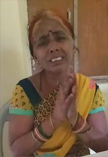 शराबी पति ने बेची जमीन, पत्नी ने लगायी गुहार | #NayaSaberaNetwork