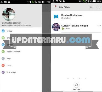 6 Aplikasi BBM Mod MIUI Theme