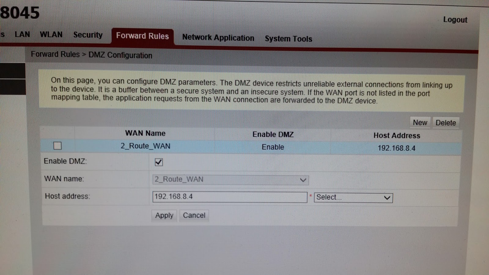 Pccw huawei router ip
