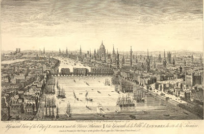 old london engraving