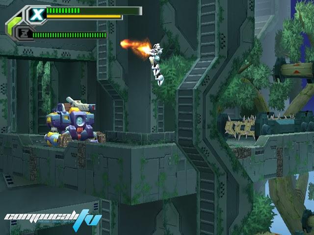 Megaman X8 PC Full Español Descargar DVD5