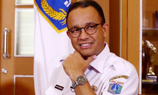 Jakarta Tak Boleh Maju di Tangan Anies