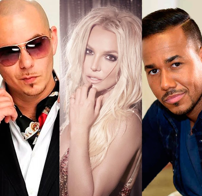 Pitbull Feat. Britney Spears & Romeo Santos - Hey Ma (Original)