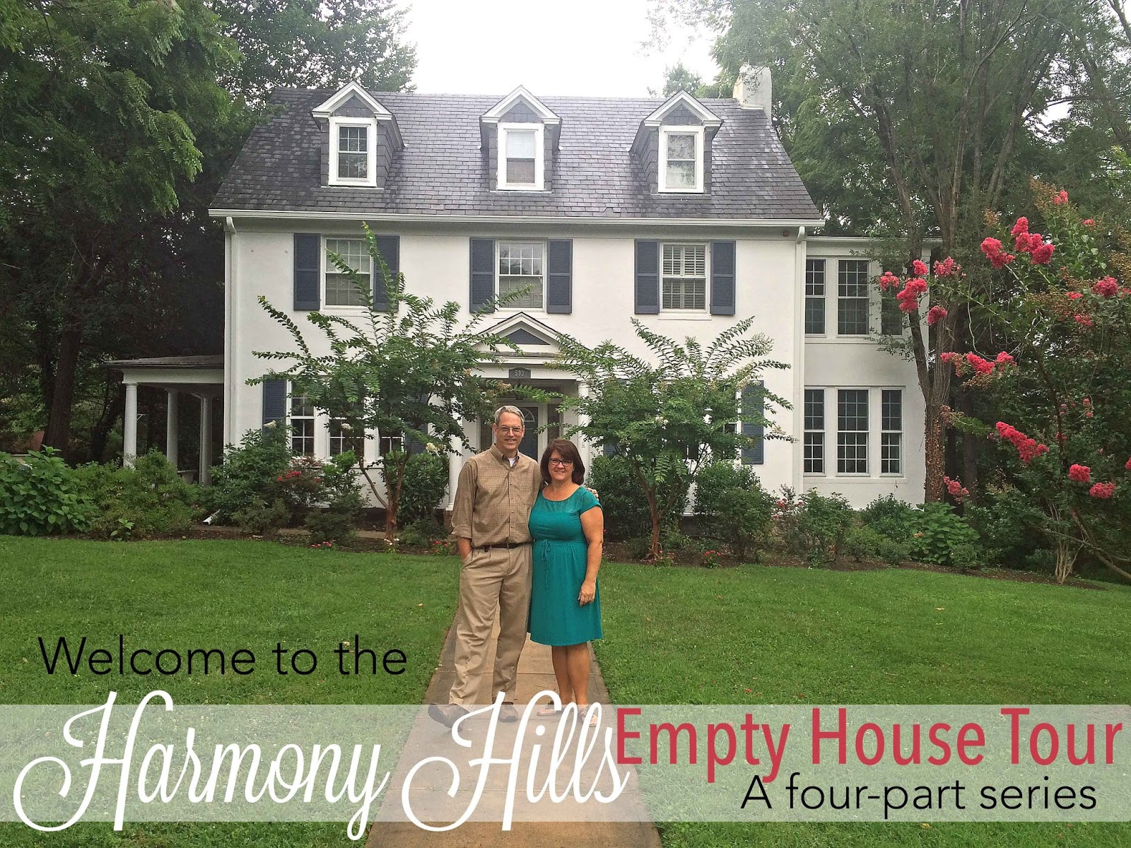Our House Empty Rooms Part Iv Harmony Hills Home And