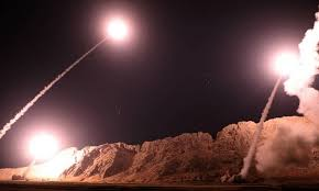 Iranian missile attack was horrific, US TV reports