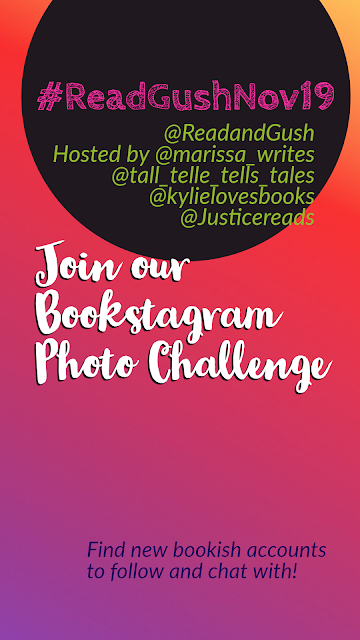 Bookstagram prompts: color focus