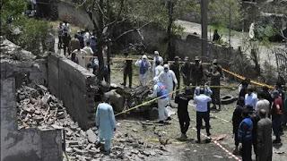 2 killed, 16 injured in blast near Lahore residence of Lashkar-e-Taiba founder Hafiz Saeed