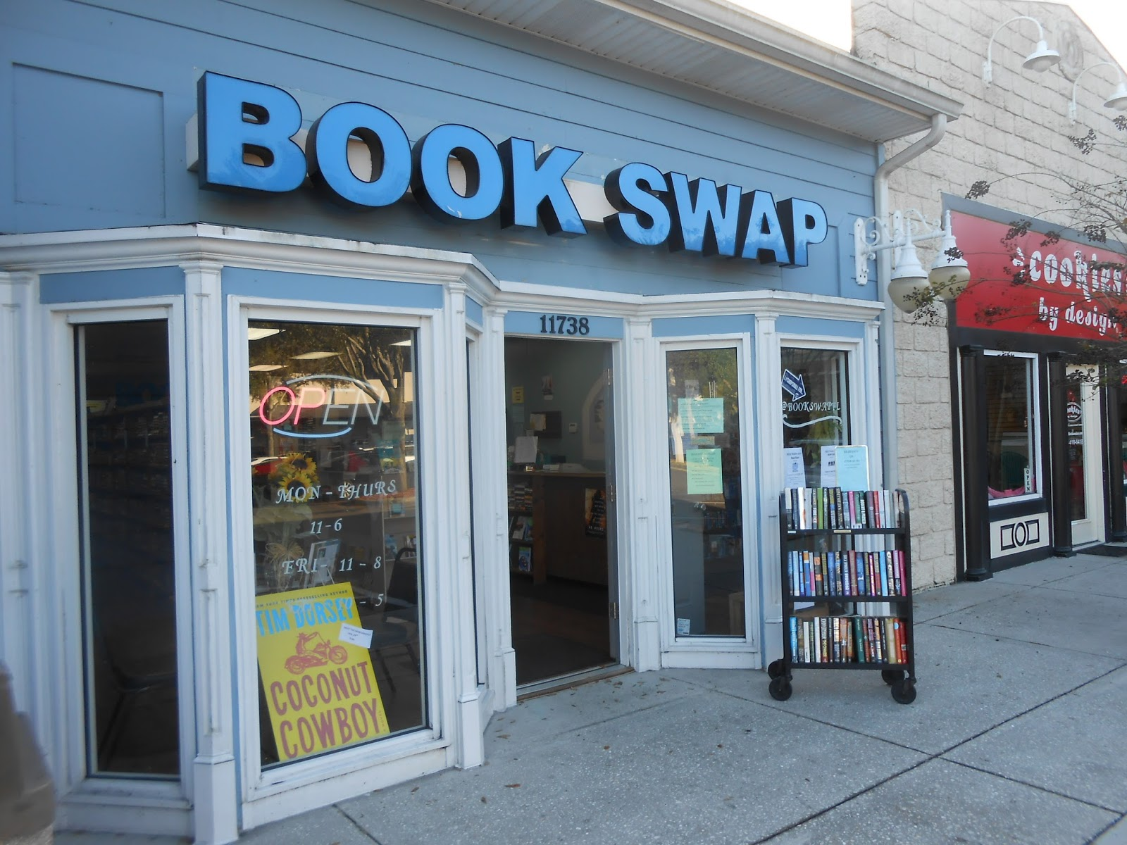 Aloha On My Mind To The Book Swap Of Carrollwood In